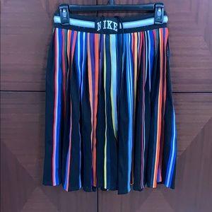 Brand new Nordstrom x Nike basketball stripe skirt
